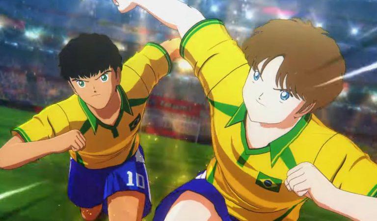 Captain Tsubasa: Rise of New Champions apresenta time brasileiro