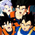 Screenshot de Dragon Ball FighterZ