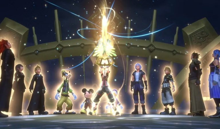 Kingdom Hearts: Melody of Memories tem novo trailer revelado