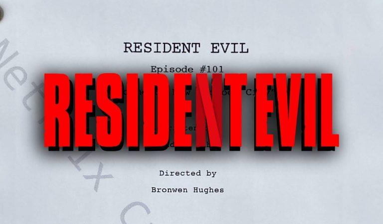 Netflix confirma seriado live-action baseado em Resident Evil