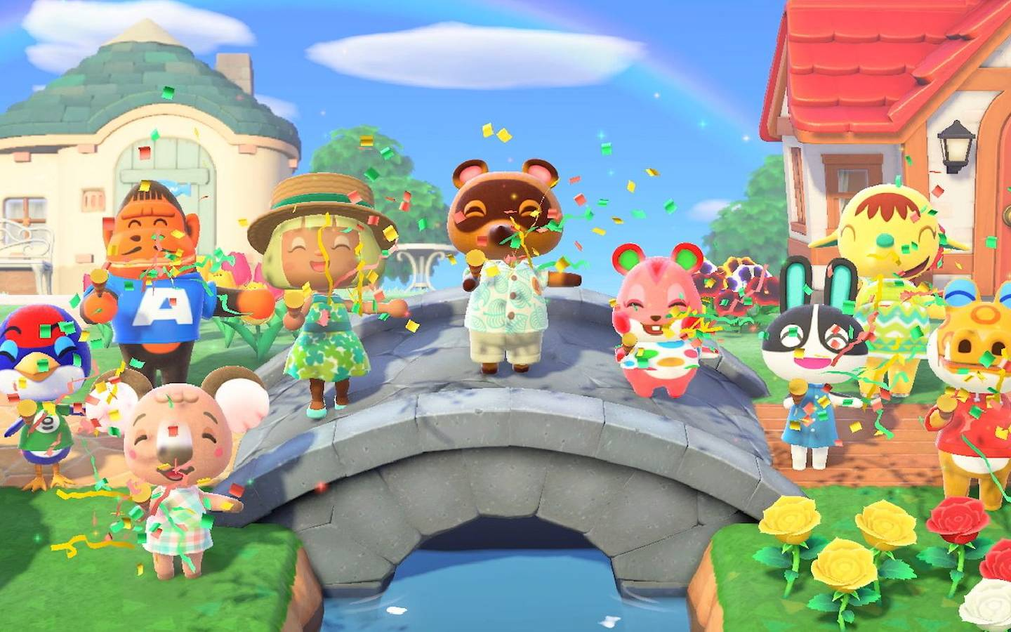 Animal Crossing: New Horizons recorde