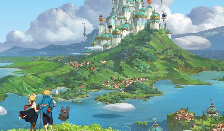 MMORPG mobile Ni no Kuni: Cross Worlds tem site oficial aberto