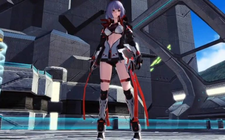 Screenshot de Phantasy Star Online 2