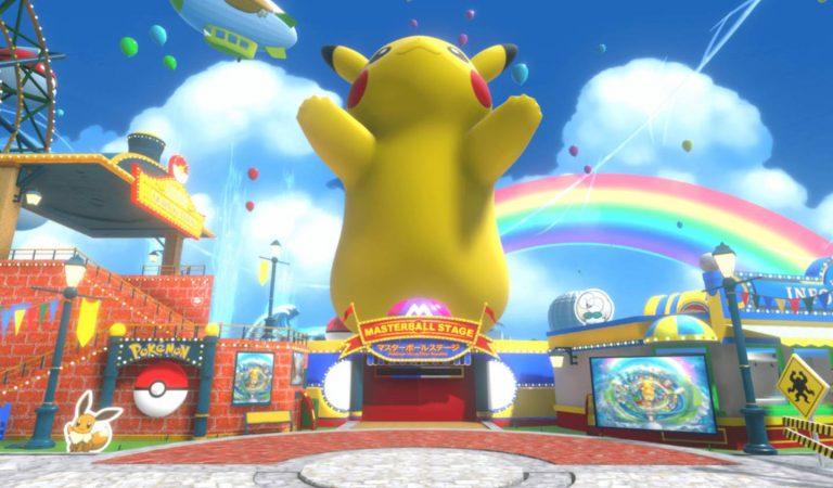 Um parque virtual de Pokémon abrirá as portas este mês
