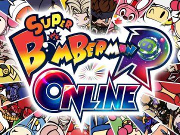 Super Bomberman R Online capa