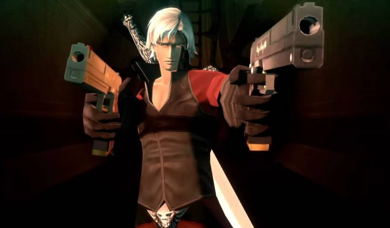 Nocturne HD Remaster terá DLC com Dante de Devil May Cry