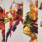Arte de Street Fighter V: Champion Edition