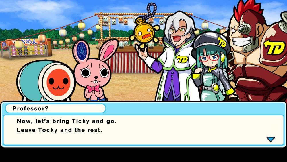 Screenshot de Taiko no Tatsujin: Rhythmic Adventure Pack