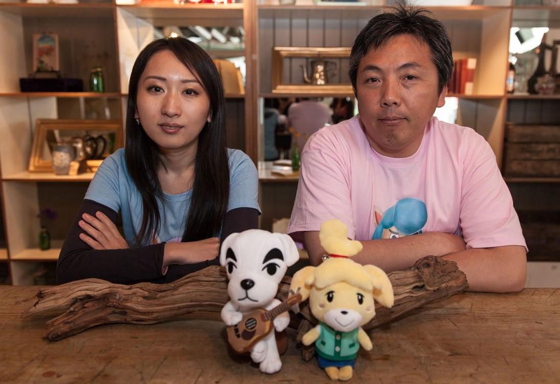 Animal Crossing: New Horizons Aya Kiyogoku