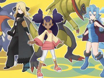 Pokémon Masters elite