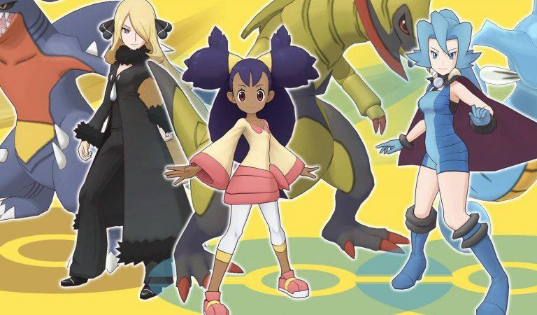 Pokémon Masters receberá uma grande atualização em breve