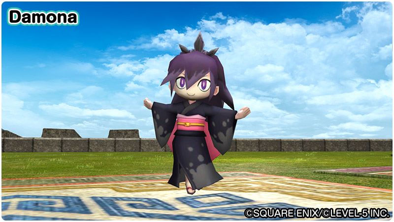 Final Fantasy XIV Damona