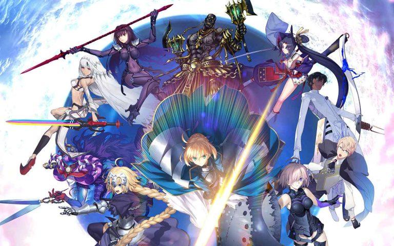 Fate/Grand Order Qooapp