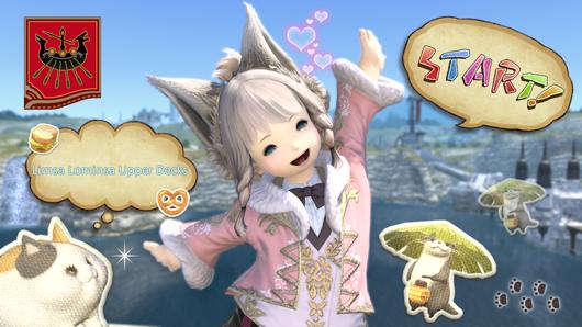 Final Fantasy XIV modo fotografia