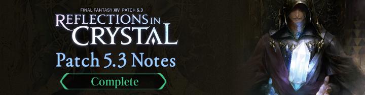 Final Fantasy XIV Atualização 5.3