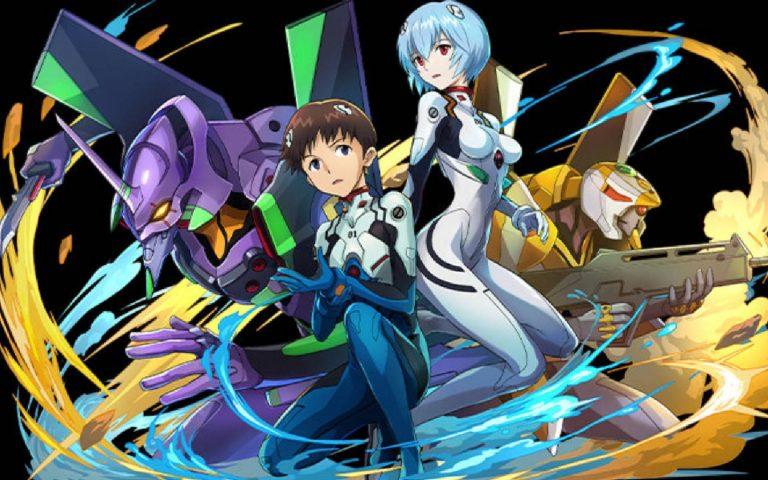 Puzzle & Dragons Evangelion