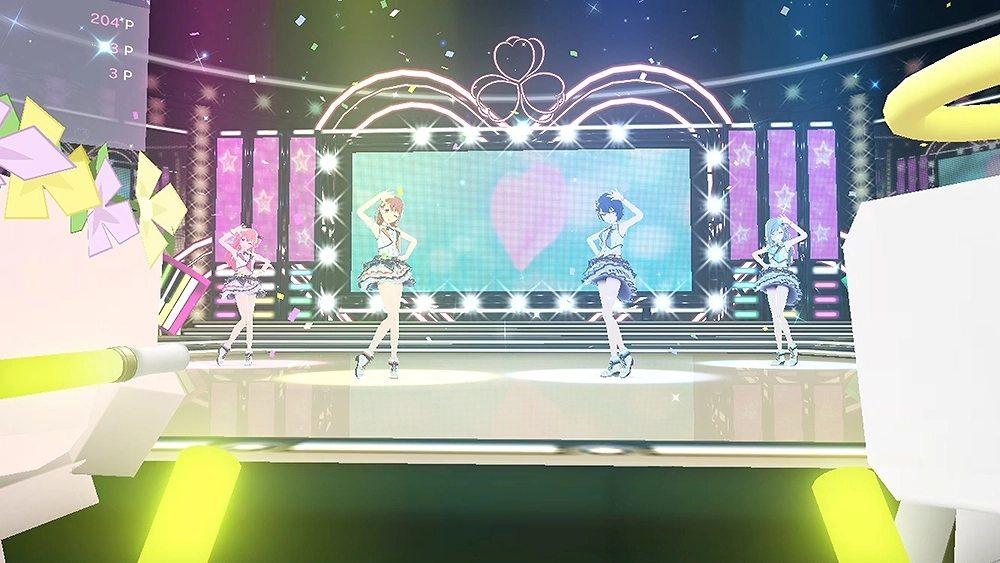 Project Sekai palco