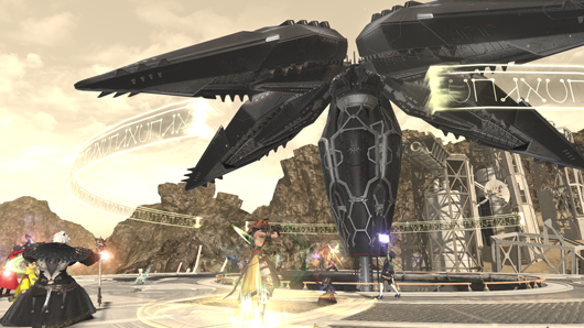 Final Fantasy XIV evento Nier