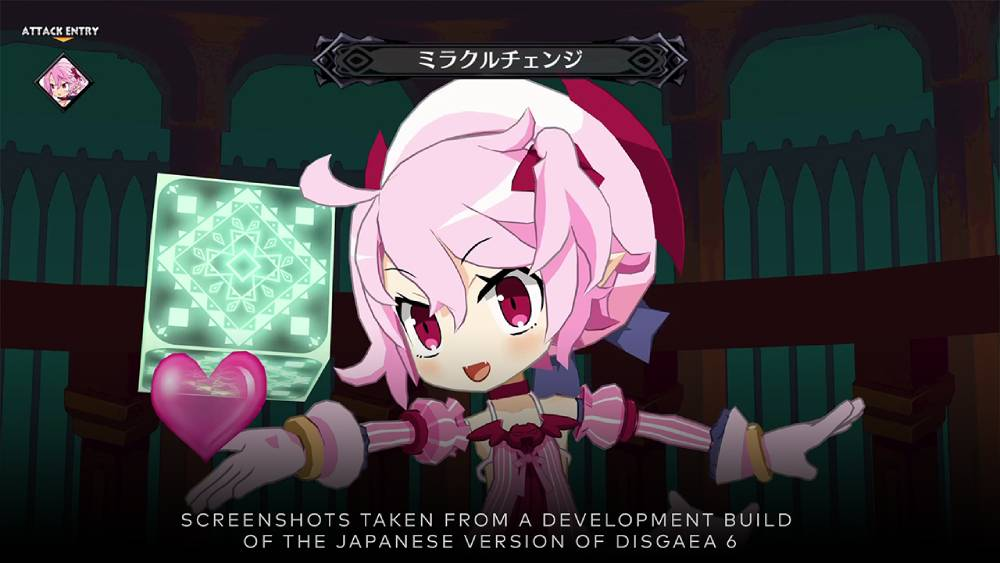 Screenshot de Disgaea 6: Defiance of Destiny