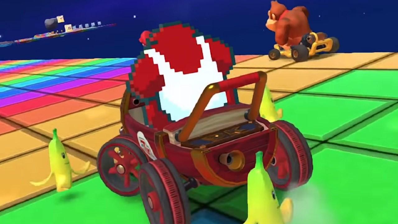 Mario Kart Tour DK 16 bits
