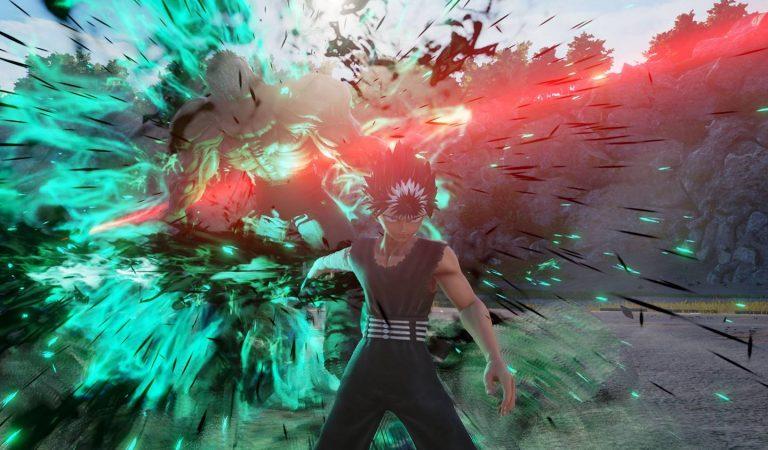 Jump Force receberá Hiei de Yu Yu Hakusho como DLC em breve