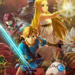Arte de Hyrule Warriors: Age of Calamity