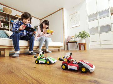 Imagem promocional de Mario Kart Live: Home Circuit