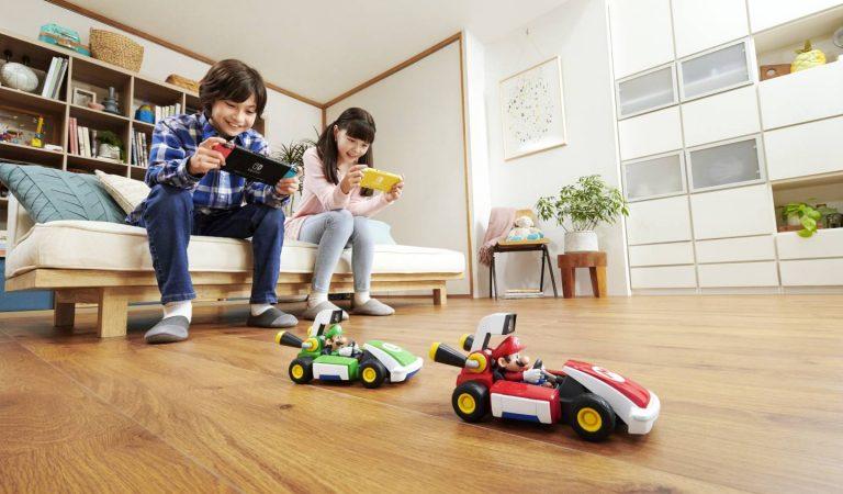 Mario Kart Live: Home Circuit trará corridas físicas em outubro