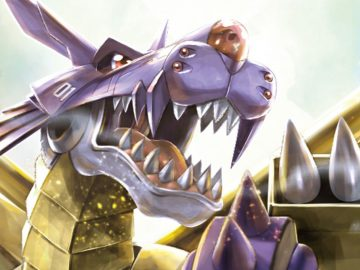 Digimon Card Game MetalGarurumon