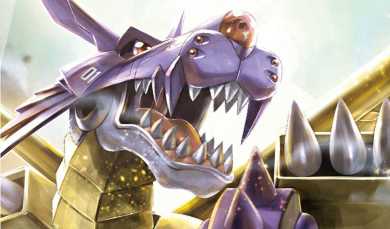 Digimon Card Game passará a produzir produtos em inglês