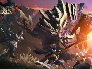 Imagem de Monster Hunter Rise