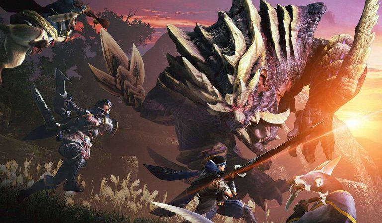 Monster Hunter Rise é revelado para Switch e chegará em 2021
