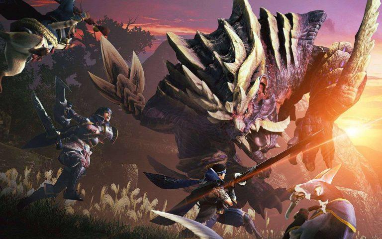 Imagem de Monster Hunter Rise