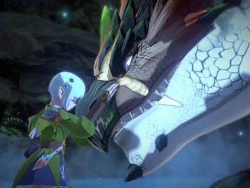 Screenshot de Monster Hunter Stories 2: Wings of Ruin