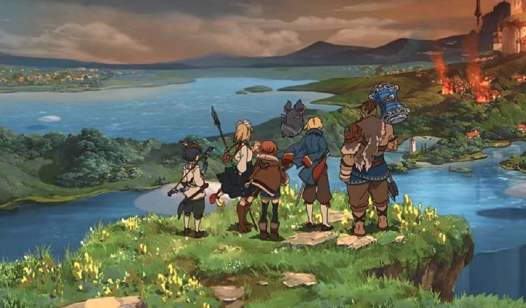 Ni no Kuni: Cross Worlds ganhou um novo teaser em forma de anime