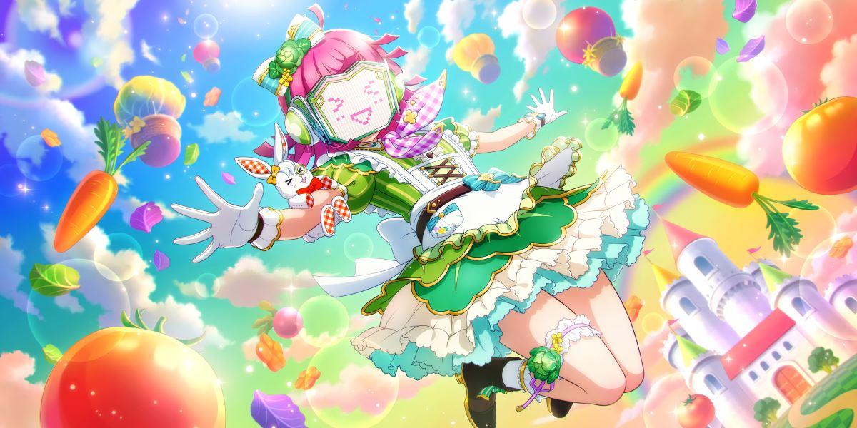 Love Live! All Stars Rina
