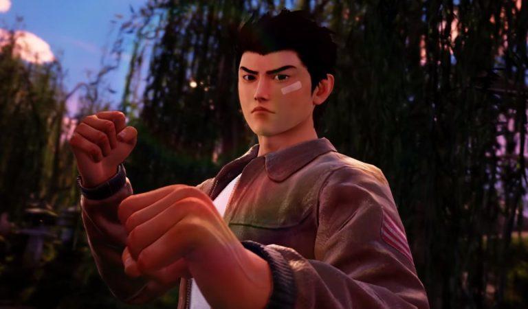 Shenmue receberá uma adaptação em forma de anime