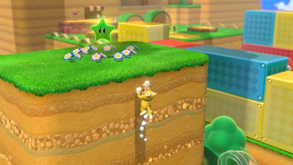 Screenshot de Super Mario 3D World + Bowser's Fury