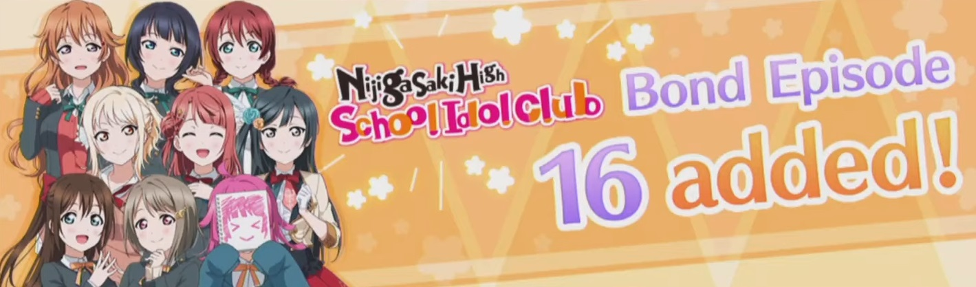Love Live! All Stars episodio nijigasaki