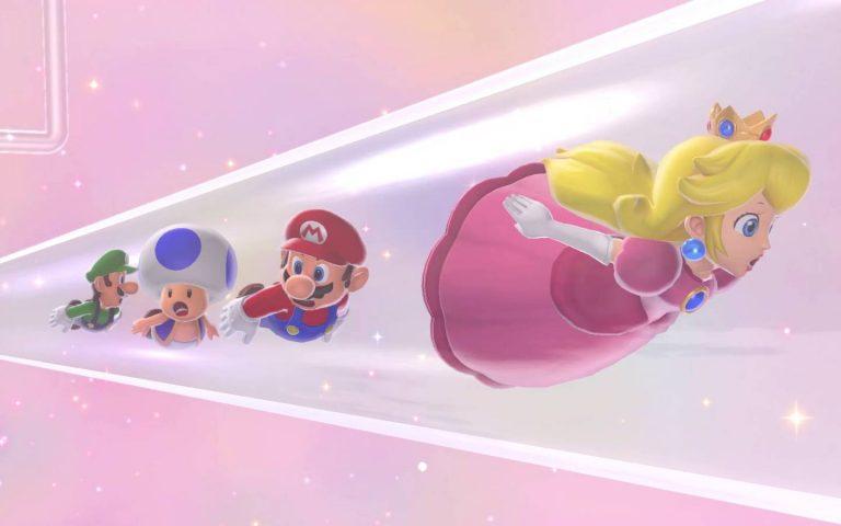 Screenshot de Super Mario 3D World + Bowser`s Fury