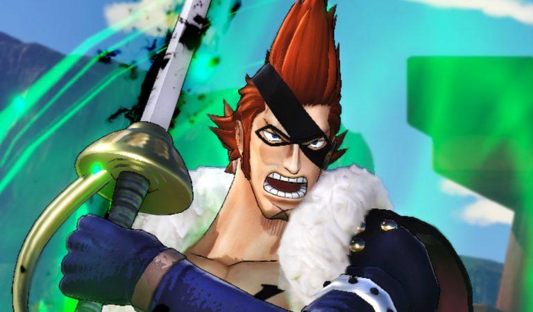 One Piece: Pirate Warriors 4 apresenta X Drake em novo trailer