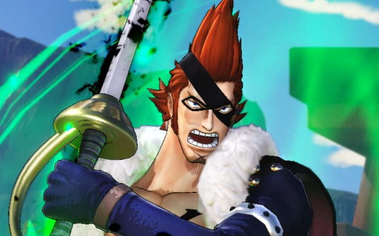 Pirate Warriors 4 X Drake