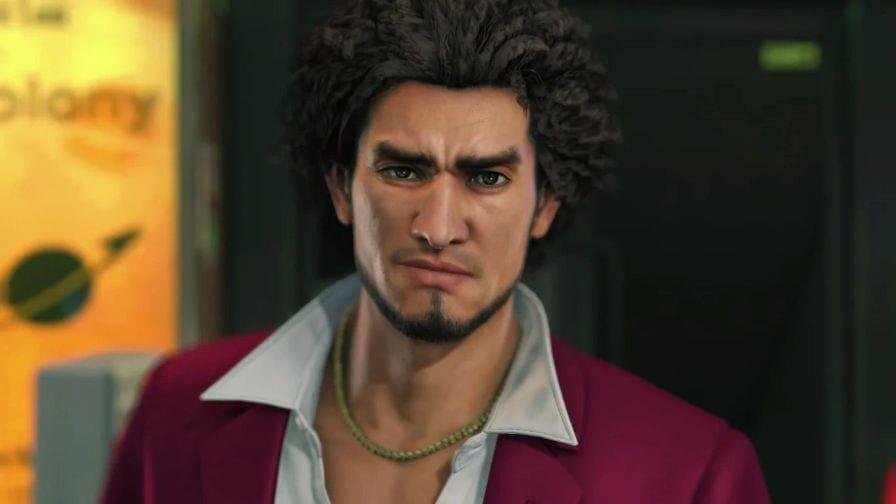 Yakuza Like a Dragon Ichiban Kasuga
