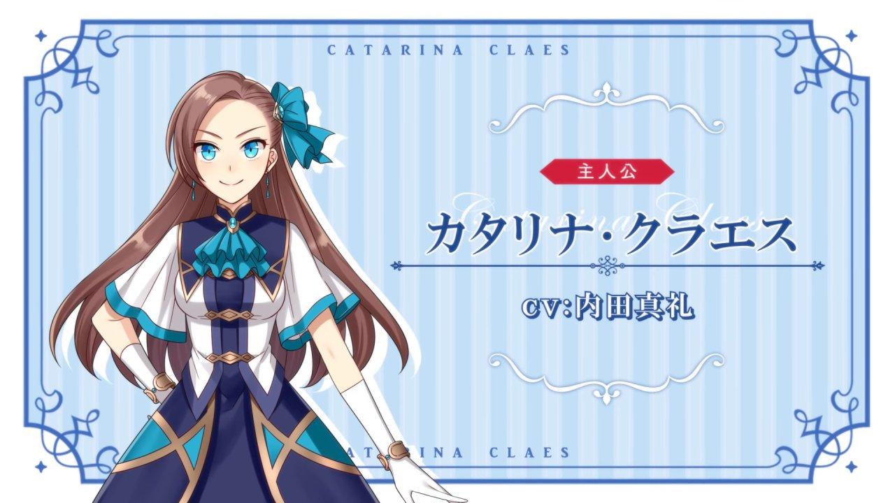 My Next Life as a Villainess Katarina