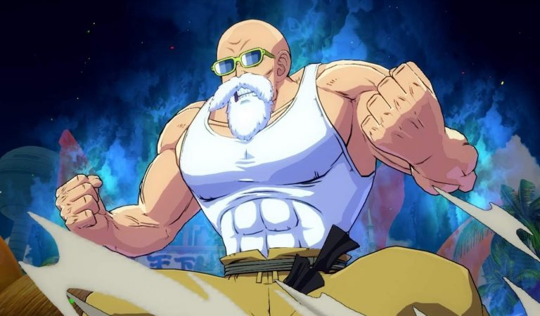 Dragon Ball FighterZ receberá mestre Kame ainda em setembro