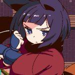 Tokoyo personagem faca