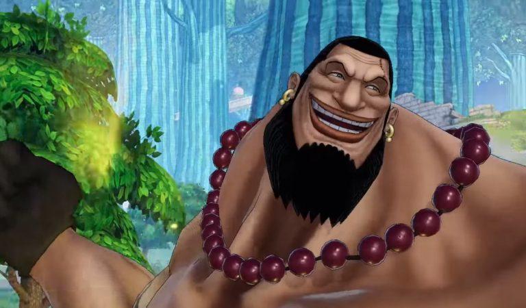 One Piece: Pirate Warriors 4 recebe trailer mostrando Urouge