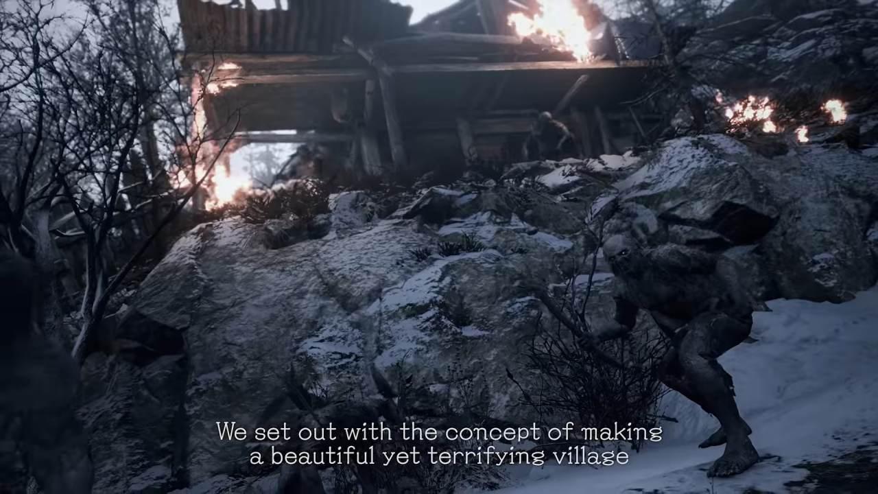 Resident Evil Village comentários