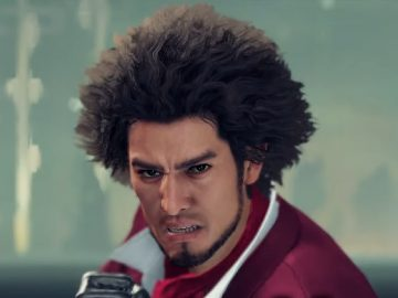 Yakuza Like a Dragon protagonista