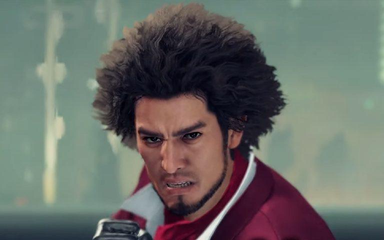 Yakuza Like a Dragon protagonista